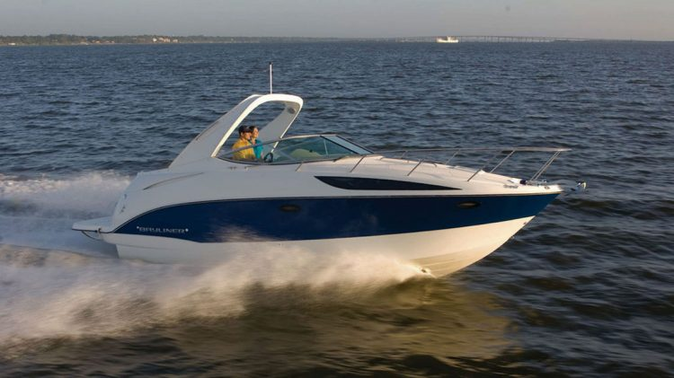 Bayliner285-running