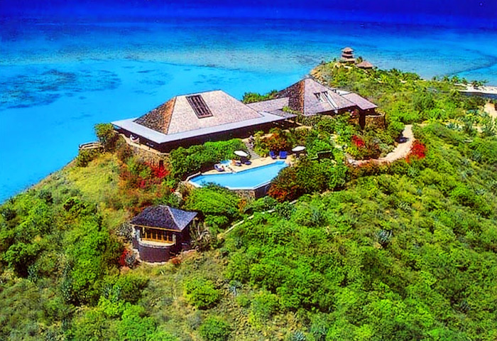 Necker Island, British Virgin Islands