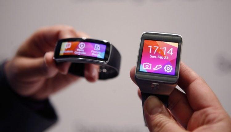 high-tech watch