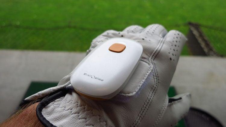 The GolfSense Glove