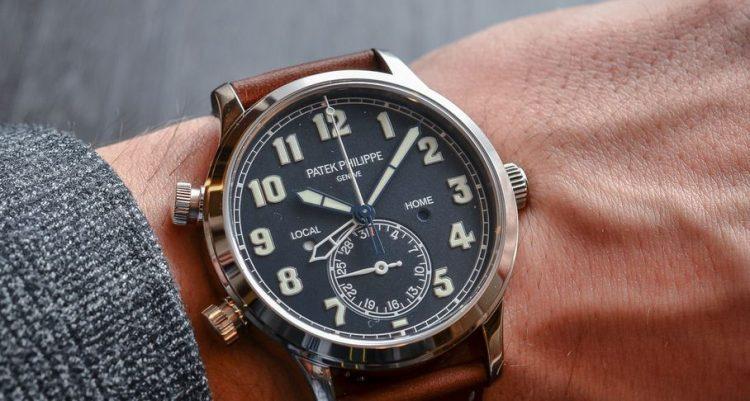 1936 Pilot Watch