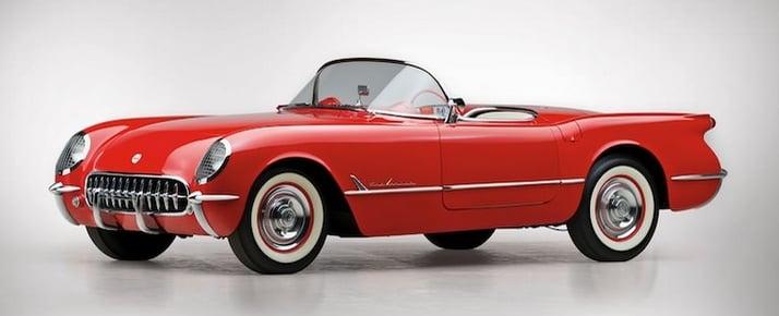 1955 Corvette V8