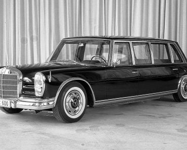 The History and Conception of the Mercedes Pullman