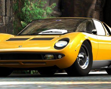 1966 Lamborghini Miura: The First Supercar Ever