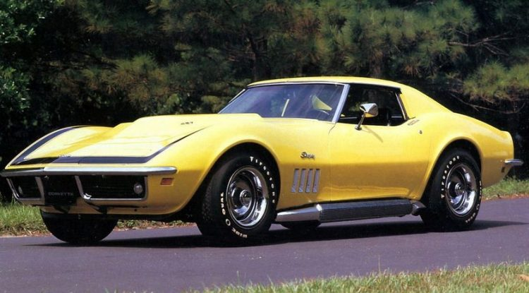 1969 Corvette ZL1