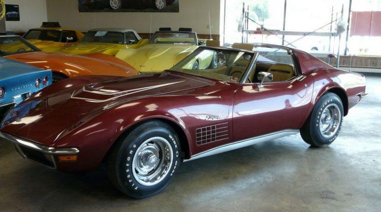 1970 Corvette Stingray LT-1
