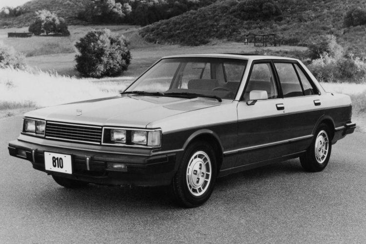 1981 Maxima