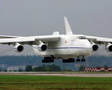 Exactly How Big and Costly is Super Plane Antonov An-225 Mriya?