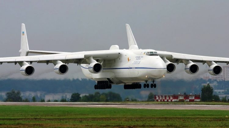 Exactly How Big and Costly is Super Plane Antonov An-225 Mriya?