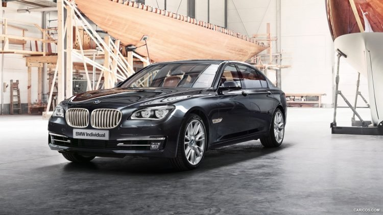 BMW Individual 760Li Sterling Robbe & Berking Edition