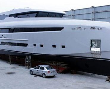 The Top Five Superyachts by Bilgin