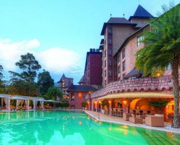 The Top Five Luxury Hotels in Malaysia