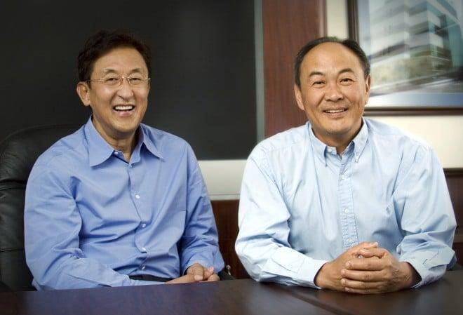 David Sun and John Tu