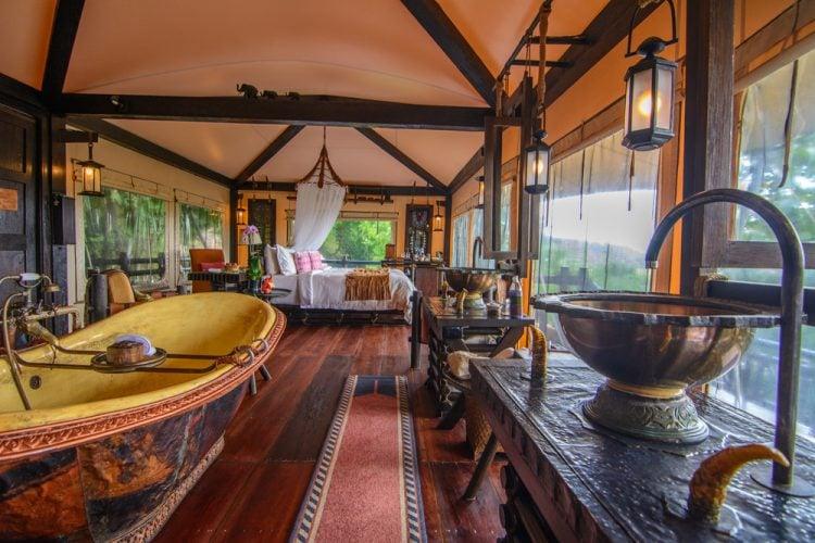 Four Seasons Golden Triangle- Thailand