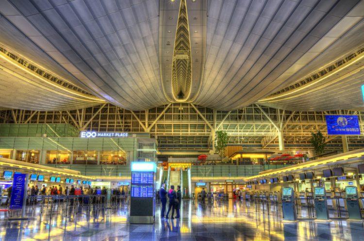 Haneda Airport, Japan