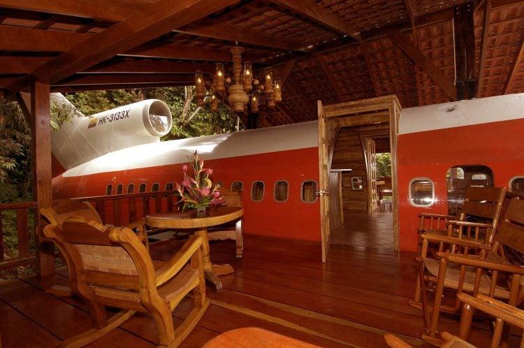 Hotel-Costa-Verde-727-Fuselage-in-Costa-Rica-2