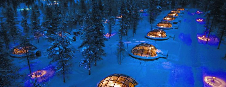10 of the Most Unusual Accommodations Around the World