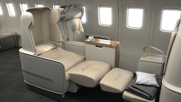 Intrav Private Jet