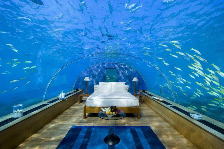Jules' Undersea Lodge, Florida Keys