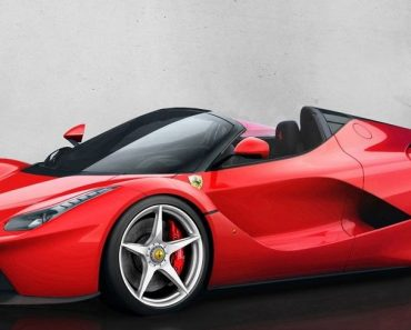 10 Things To Expect from Ferrari's Upcoming LaFerrari Spider
