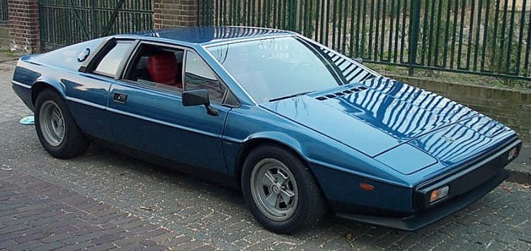 Lotus Esprit Car Series 1