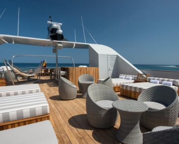 A New Luxury Option For Sailing in the Galapagos Islands