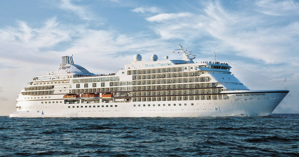 Regent Seven Seas, Grand Crossing Cruises