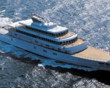 Bannenberg & Rowell's Top Five Superyachts