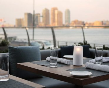 The Top Five Outdoor Restaurants in NYC for the Summer