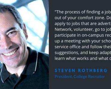Steven Rothberg Shares The Secret to CollegeRecruiter.com's Business Longevity
