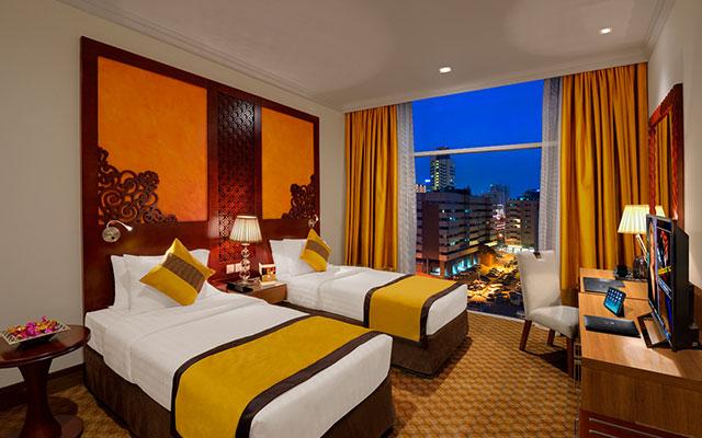 Suba Hotel Room