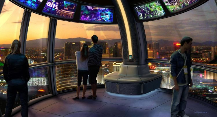 The LINQ by Caesars Entertainment