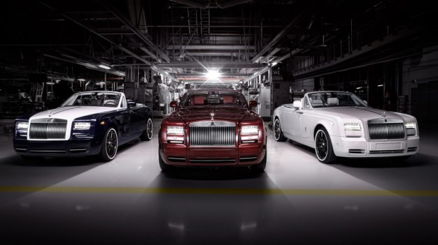 The Zenith Collection Rolls Royce