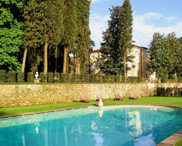 Five Incredible Luxury Villas Located in Italy