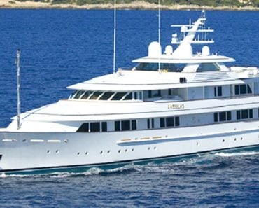 Five of the Most Gorgeous Yachts By Feadship