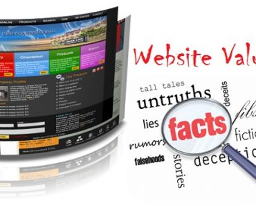 Is There a Surefire Way To Evaluate the Worth of a Website?