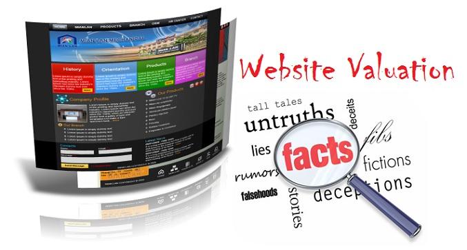 website-valuation