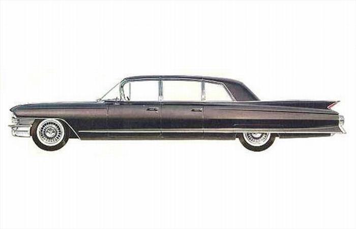 1961 Series 67 Park Avenue
