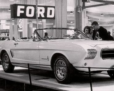 The History and Evolution of the Ford Mustang