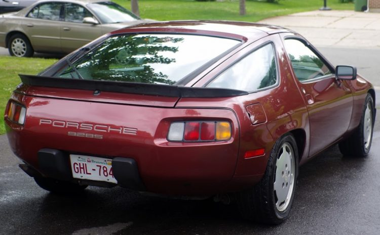 The History And Evolution Of The Porsche 928