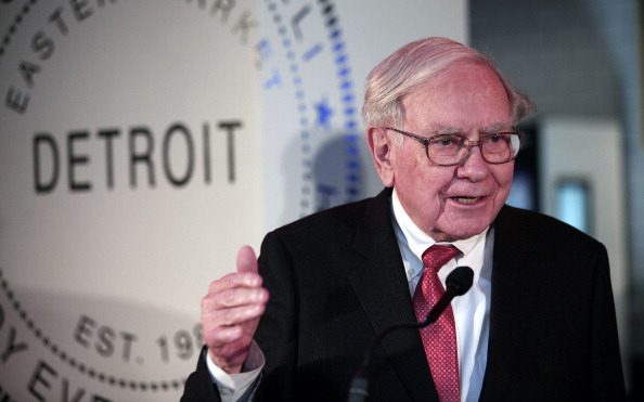 Warren Buffet And Goldman Sachs CEO Lloyd Blankfein Speak On Goldman's Detroit Investment Initiative