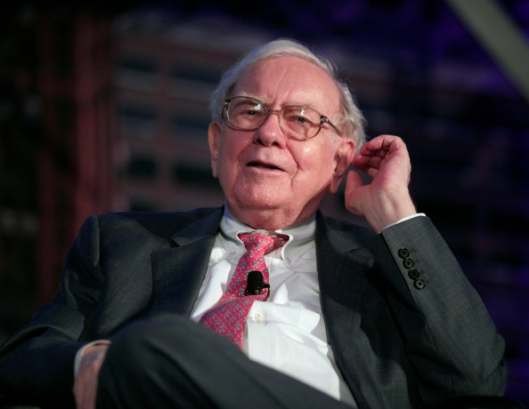 Warren Buffett Speaks At Conference Focused On Detroit's Revitalization
