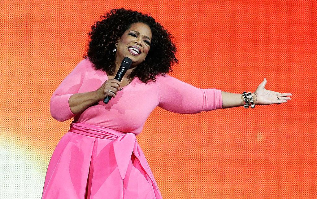 Oprah Winfre