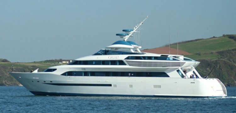 Alamshar Yacht