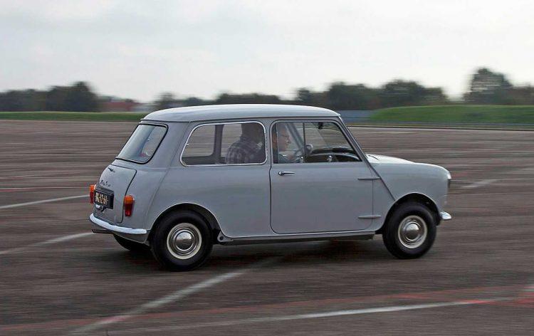 BMC Mini, 1959
