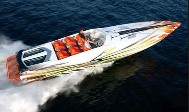 The Top 10 Companies Making Powerboats