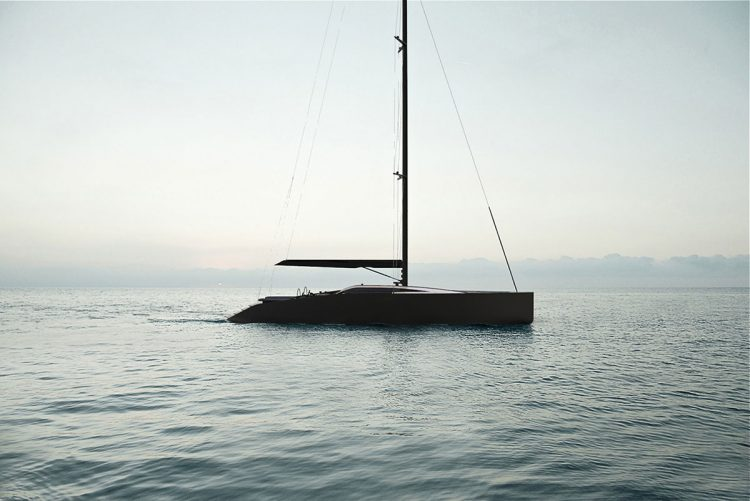 Bozca Xema Sailboat