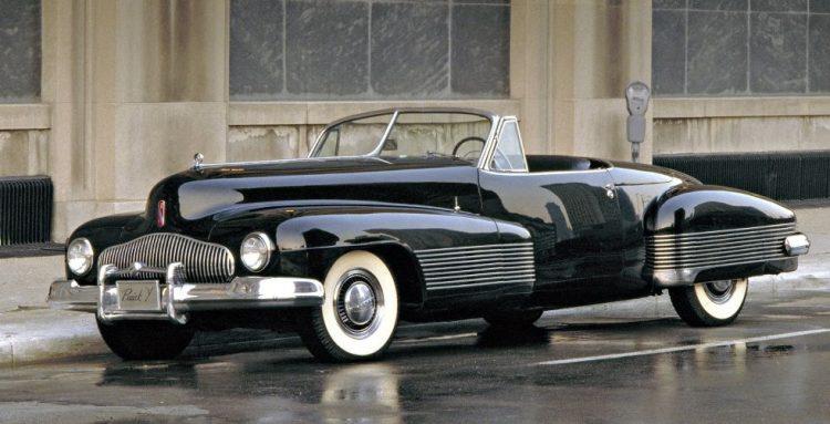 Buick Y-Job, 1938