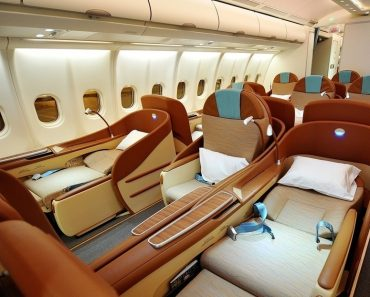 10 Airlines Offering The Finest Business Class in the Sky