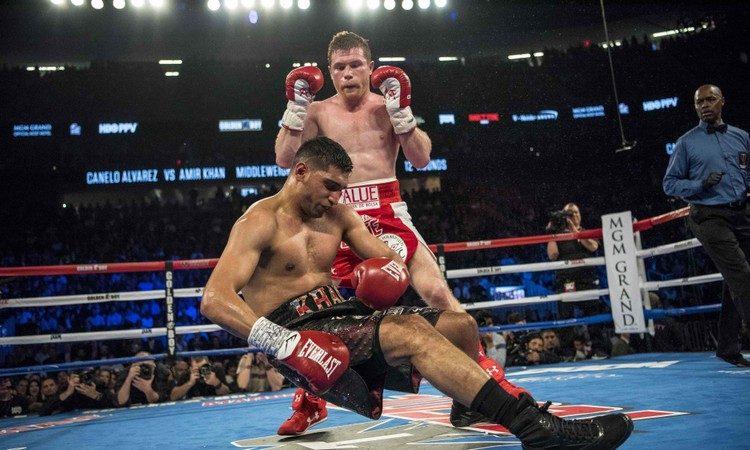 Boxing: Canelo vs Khan